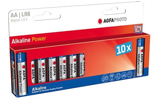 Agfa Photo Alkaline MN1500/AA/LR6