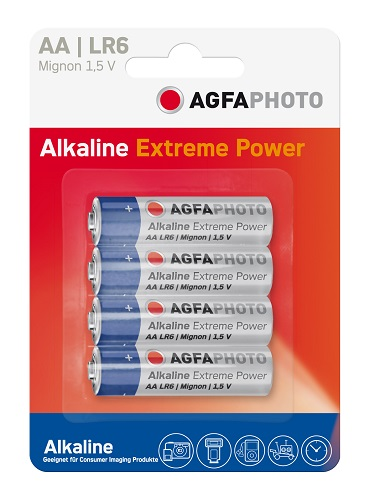 Agfa Photo Alkaline MN2400/AAA/LR03