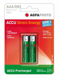 Agfa Photo Accu HR03 900